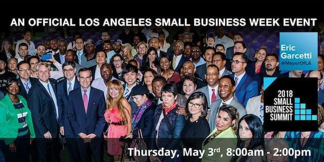 Eric Garcetti's Small Business Summit